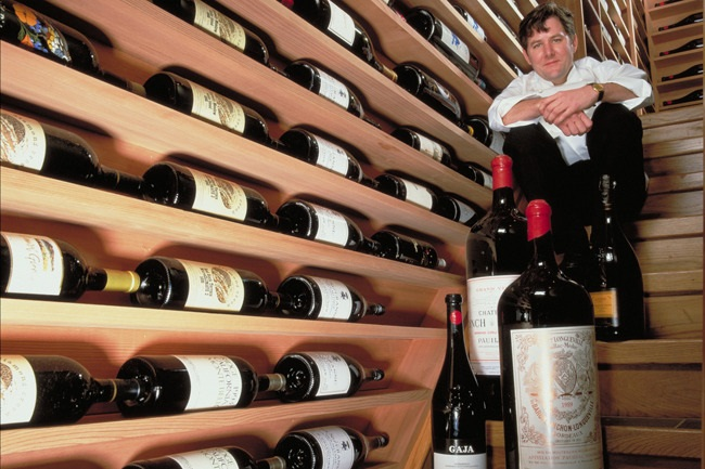 Charlie-Trotter-wine-collection